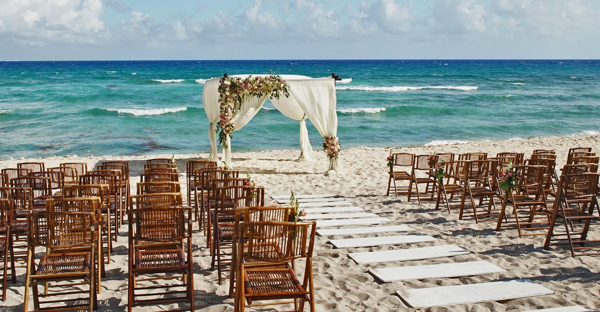 Weddings Venues at Quintana Roo