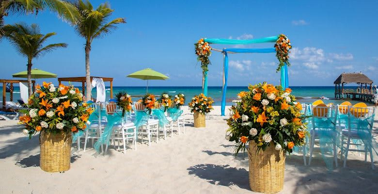 The Beach at Quintana Roo