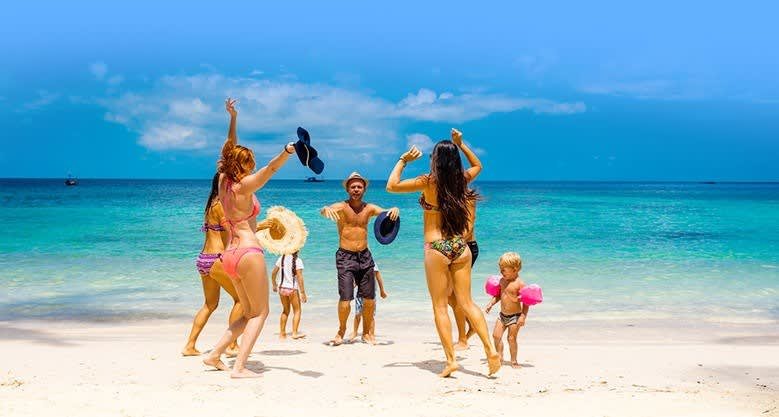 Bachelor Package in Playa del Carmen Hotel