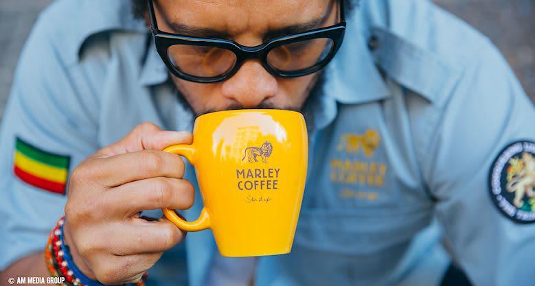 Playa del Carmen Marley Coffee Restaurant