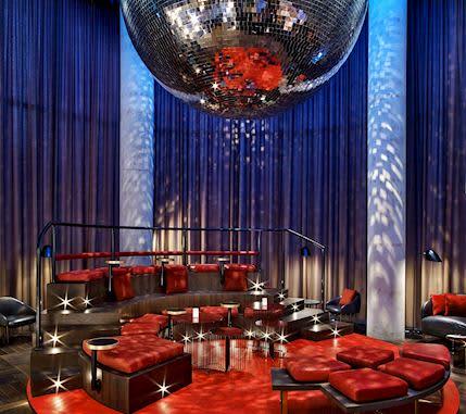 The Perception Bar W Lounge