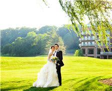 Scenic Wedding Portraits