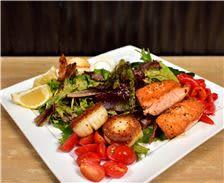 Alexandra's Restaurant - Surf Salad