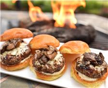 Alexandra's Restaurant - Local Angus Sliders