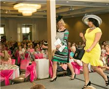 Turf Valley Resort Events - Pretty in Pink Champagne Ladies Luncheon