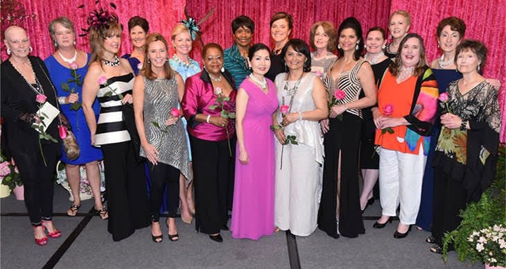 PRETTY IN PINK Champagne Ladies Luncheon