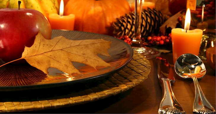 Thanksgiving Day Buffet