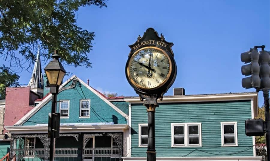Old Ellicott City, Maryland