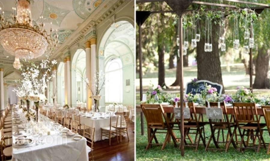 Summer Wedding at Turf Valley Resort, Maryland