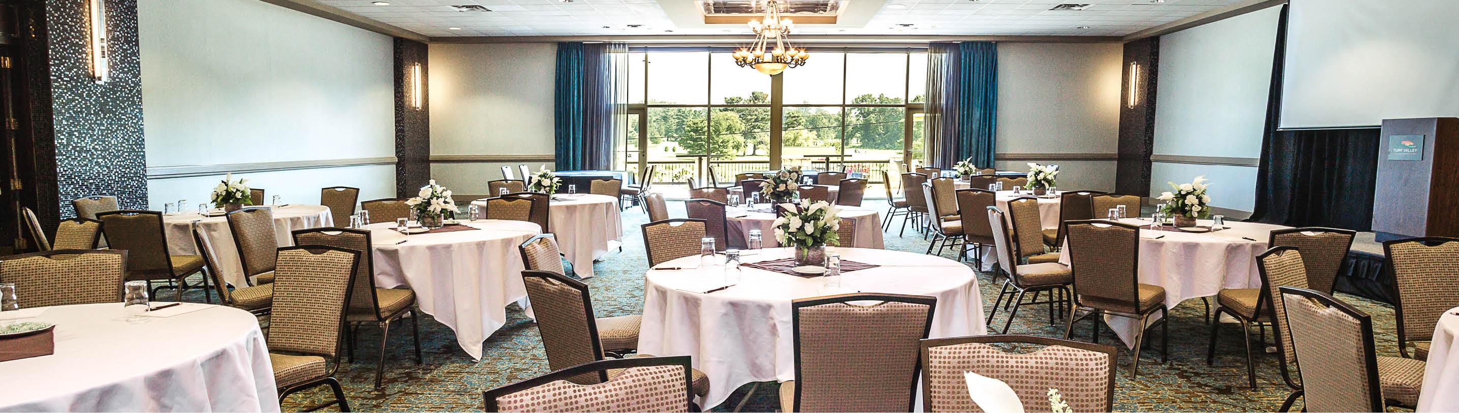 Turf Valley Resort Meeting Space at Maryland