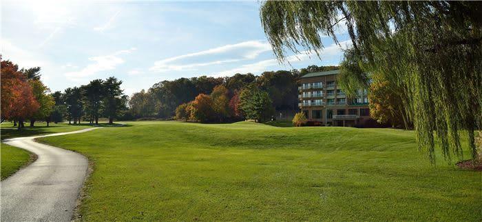 Turf Valley Resort Social Lounge at Maryland