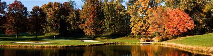 Turf Valley Resort, Ellicott City Exterior Pond