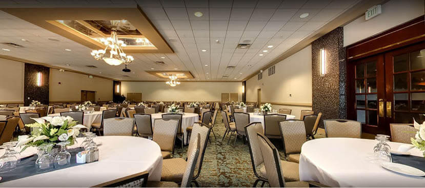 Turf Valley Resort Meetings Cameo Ballroom