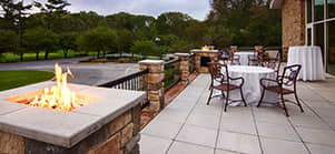 Turf Valley Resort Cameo Patio