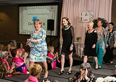 First Lady of Maryland, Yumi Hogan, to Model in Pretty in Pink Ladies Luncheon