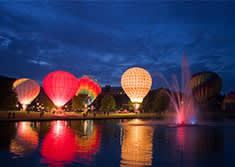 Preakness Celebration Hot Air Balloon Festival Returns to Turf Valley Resort