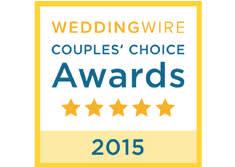Turf Valley Resort Receives WeddingWire Couple's Choice Award
