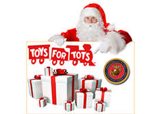 Turf Valley Resort Resort Driving to Beat Last Year's Toys for Tots Contribution