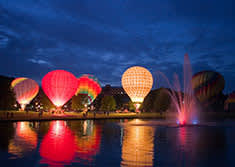 Turf Valley Resort Resort to Host Three-Day Preakness Celebration Hot Air Balloon Festival