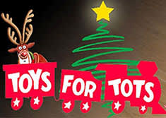 Turf Valley Resort Resort's Third Annual Toys for Tots Campaign