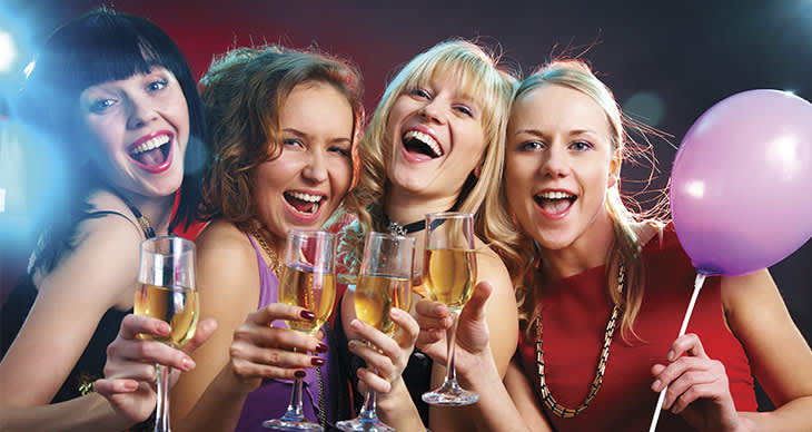 Ellicott City Resort Girls' Night Out Package