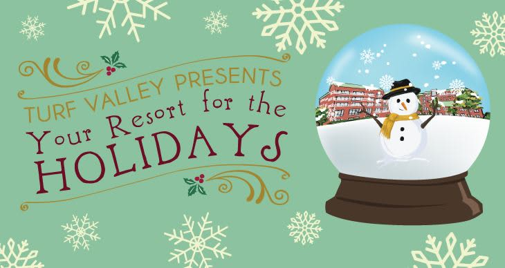 Your Resort for the Holidays!