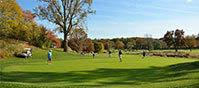 Golf Courses at Turf Valley Resort, Maryland