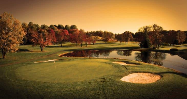 Couple's Golf & Spa Overnight Getaway