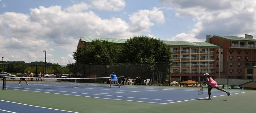 Turf Valley Resort Amenities at Maryland