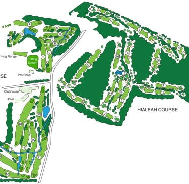 Turf Valley Resort Golf Courses