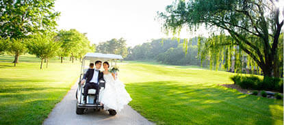 Turf Valley Resort, Maryland Wedding Amenities