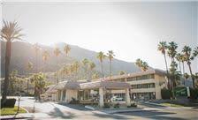 Vagabond Inn Palm Springs Exteror