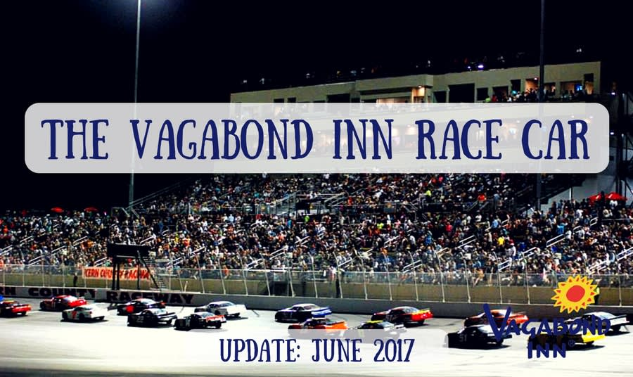 The Vagabond Inn Race Car - Updated June 2017