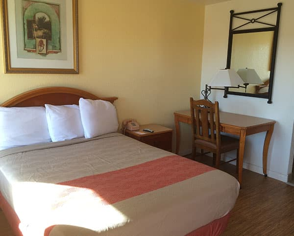 Vagabond Inn - Hemet Executive King Room