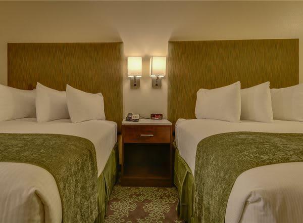 Vagabond Inn - Bishop Rooms