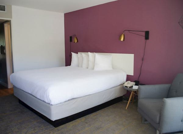 Vagabond Inn - Palm Springs Rooms