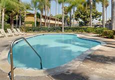 Vagabond Inn Hotels Services at California