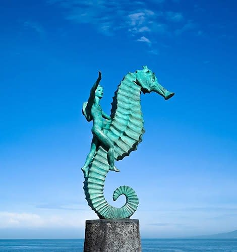 El Malecon in Puerto Vallarta