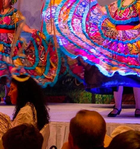 Municipal Xiutla Ballet Friday And Sunday Nights