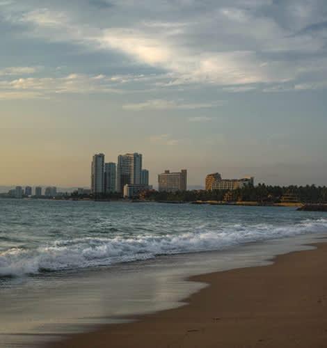 Playa De Oro Beach in Puerto Vallarta