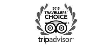 Travelers' Choice Awards 2015