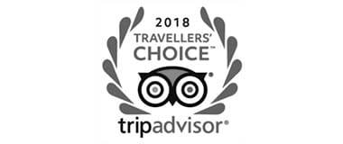Travelers' Choice Awards 2018