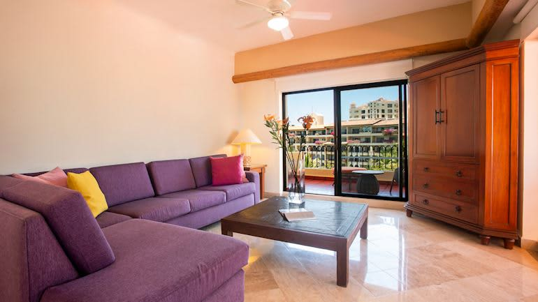 Master Suite in Velas Vallarta Hotel, Puerto Vallarta