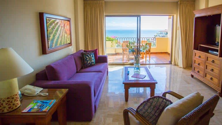 One Bedroom Suite in Velas Vallarta Hotel, Puerto Vallarta