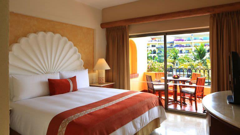 One Bedroom Suite in Velas Vallarta Hotel, Puerto Vallarta