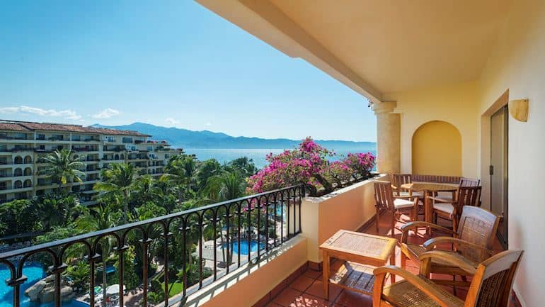 Velas Vallarta Hotel, Puerto Vallarta offers Three Bedroom Family Suite