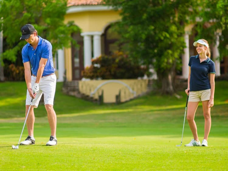 Twelve Adults Master Foursome Offers Golf Package