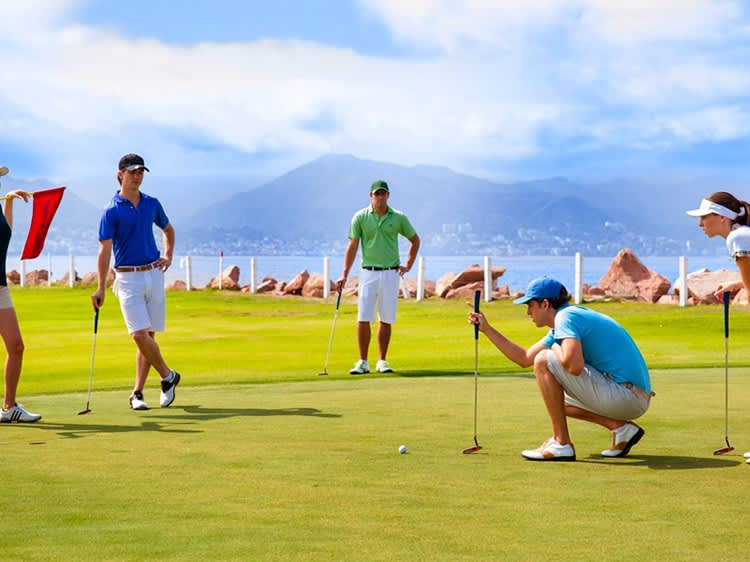 Marina Vallarta Golf Club in Puerto Vallarta