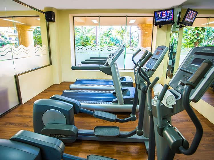 Velas Vallarta Hotel, Puerto Vallarta Fitness Center