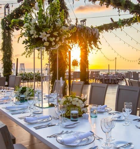 Velas Vallarta Hotel, Puerto Vallarta offers Weddings Venues